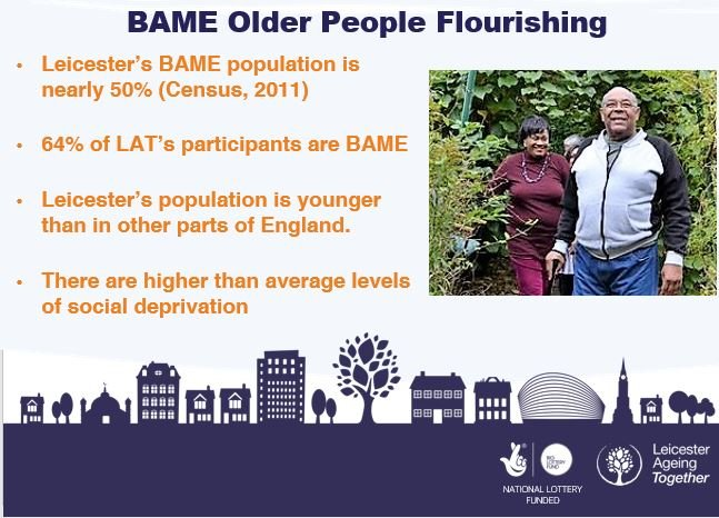 BAME Older People in Leicester