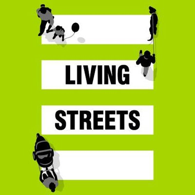 A picture of the Living Streets logo.