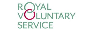 A picture of the Royal Voluntary Service logo.