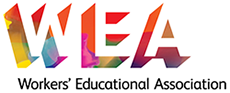 A picture of the Workers' Educational Association logo.