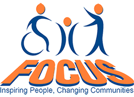 A picture of the FOCUS logo.